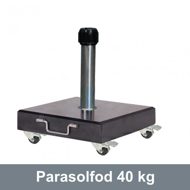 Parasolfod 40 kg